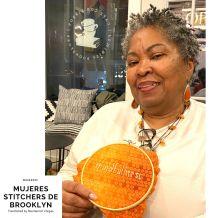 Mujeres Stitchers de Brooklyn. Dec. 2019. x