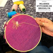 Mujeres Stitchers de Brooklyn. January 2020. a