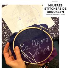 Mujeres Stitchers de Brooklyn. January 2020. e