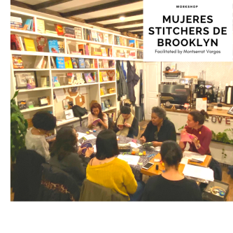 Mujeres Stitchers de Brooklyn. January. 2020. z